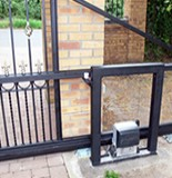 Cantilever Gates